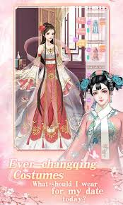 legend of phoenix game snapshot, woman in ancient chinese outfit